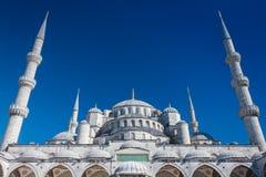Mezquita azul Foto de archivo