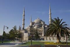 Mezquita azul (Camii) Estambul Fotografía de archivo libre de regalías