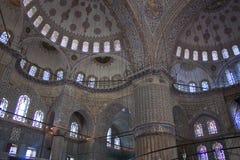 Mezquita azul en Estambul Foto de archivo