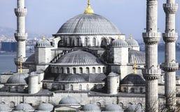 Mezquita azul Estambul fotografía de archivo