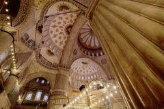 Mezquita azul Estambul imagen de archivo libre de regalías