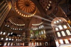 Mezquita azul - Estambul, Turquía Foto de archivo libre de regalías
