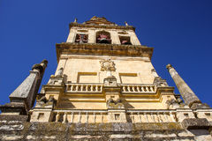 Mezquita bell tower Royalty Free Stock Image