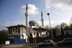 Mezquita Berlín imagenes de archivo