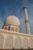 Mezquita blanca Fotos de archivo