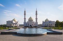 Mezquita blanca de Bolgar Foto de archivo libre de regalías