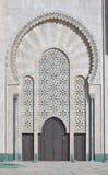 Mezquita Casablanca de Hassan II Fotografía de archivo