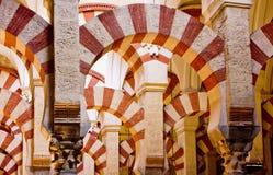 Mezquita-Catedral Imágenes de archivo libres de regalías