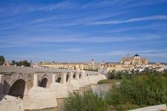 Mezquita-Catedral de Cordoba, Cordoba, Andalusia, Spanien royaltyfria bilder