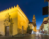 Mezquita Cathedral, Cordoba, Andalusia, Spain royalty free stock photo