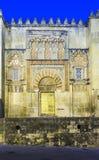 Mezquita Cathedral, Cordoba, Andalusia, Spain stock photos