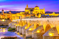 Mezquita Cathedral, Cordoba, Andalusia, Spain Royalty Free Stock Photography