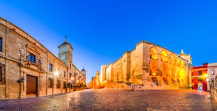 Mezquita Cathedral, Cordoba, Andalusia, Spain stock photography