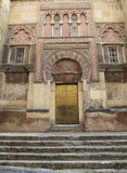 Mezquita Cathedral Cordoba Spain royalty free stock photo