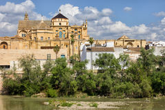 Mezquita Cathedral in Cordoba Royalty Free Stock Image
