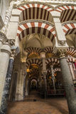 Mezquita cathedral Royalty Free Stock Image