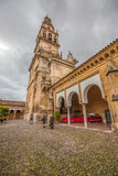 Mezquita-Cathedral Minaret, Cordoba Royalty Free Stock Images