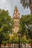 Mezquita-Cathedral Minaret, Cordoba IV Royalty Free Stock Photos