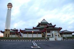 Mezquita china foto de archivo