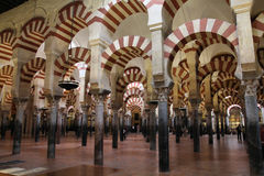 Mezquita in Cordoba Royalty Free Stock Photo
