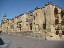 Mezquita in Cordoba Stock Afbeelding