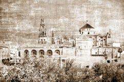 Mezquita in Cordoba, Andalusia, Spain Stock Photo