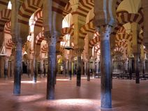 Mezquita Cordoba, Spain Royalty Free Stock Images