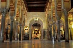 Mezquita of Cordoba Royalty Free Stock Photography