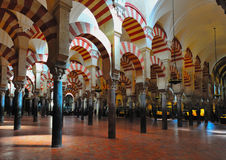 The Mezquita of Córdoba Royalty Free Stock Photo