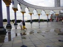 Mezquita de Agung Fotos de archivo