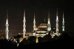 Mezquita de Ahmed del sultán imagenes de archivo