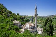 mezquita de Alija del ajji: construido en 1563 por el hajji-Alija, hijo de Musa foto de archivo libre de regalías