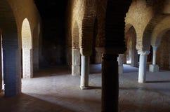 Mezquita de Almonaster Imágenes de archivo libres de regalías