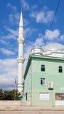 Mezquita de Arabi Foto de archivo libre de regalías