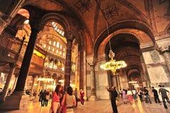 Mezquita de Ayasohya (Hagia Sophia, Estambul) Fotos de archivo