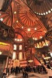 Mezquita de Ayasohya (Hagia Sophia, Estambul) Fotografía de archivo libre de regalías