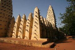 Mezquita de Bobo Fotografía de archivo libre de regalías