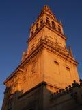 Mezquita de Córdoba Foto de archivo libre de regalías