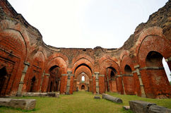 Mezquita de Darasbari Foto de archivo