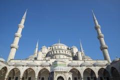 Mezquita de Estambul imágenes de archivo libres de regalías