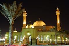Mezquita de Fateh del Al foto de archivo