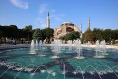 Mezquita de Hagia Sophia Fotos de archivo libres de regalías