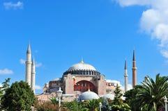 Mezquita de Hagia Sophia, Estambul, Fotos de archivo libres de regalías