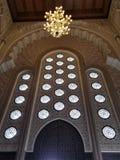 Mezquita de Hassan II fotos de archivo