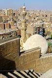 Mezquita de Ibn Tulun Imagen de archivo libre de regalías