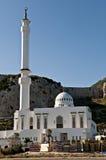 Mezquita de Ibrahim del al de Ibrahim Imágenes de archivo libres de regalías