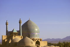 Mezquita de Isfahán Imágenes de archivo libres de regalías
