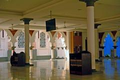 Mezquita de Jamek, Kuala Lumpur, Malasia Foto de archivo libre de regalías