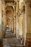 Mezquita de Jami Masjid cerca de Vadodara, la India Fotos de archivo