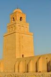 Mezquita de Kairouan Imágenes de archivo libres de regalías